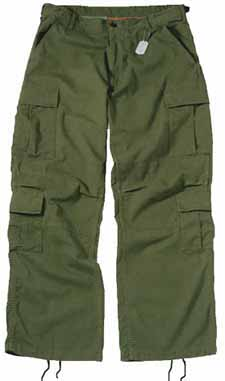 Rothco 2786 Olive Drab Vintage Paratrooper Fatigues