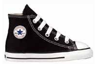 Converse Chuck Taylor 3J235 Youth Black Ox