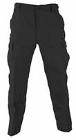 Propper f5201-55-001 BDU Trsr 100 Cotton RS Button Fly Black