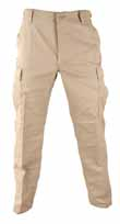 Propper f5201-38-250 BDU Trsr 65p/35c RS (Battle Rip) Button Fly Khaki