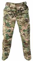 Propper f5201-14-377 BDU 65p/35c Twill Button Fly MultiCam