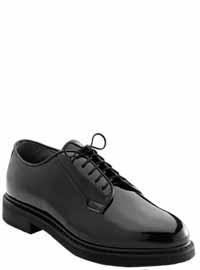 Rothco 5055 - Uniform Oxford Hi-Gloss - Black   US Shipping