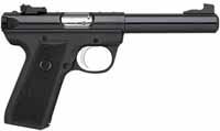 "Ruger Cat# P512SHMKIII / Model 10126 ""22-45""  Hunter Fluted - Blued"