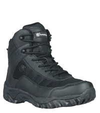 "Smith & Wesson SW52 Breach 6"" Black Leather"