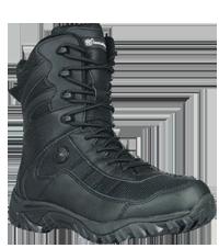 "Smith & Wesson SW53 Breach 8"" Black Leather"