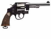 Smith & Wesson US 1917 M-22 Revolver .45 ACP Double Action