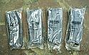 Magazine M-16 G.I. Spec Aluminum NIB 30 Round - Four magazines